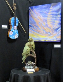Photos from the 2017 Art Show & Sale.